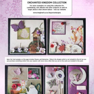 Enchanted Kingdom -Card Kit
