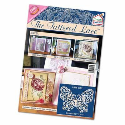 Tattered Lace Create and Craft Edition