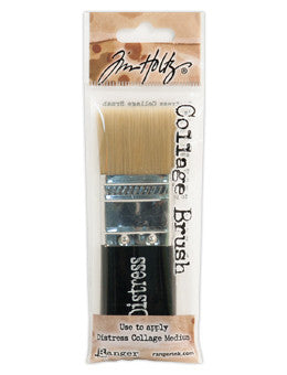 Distress Collage Brush - Medium