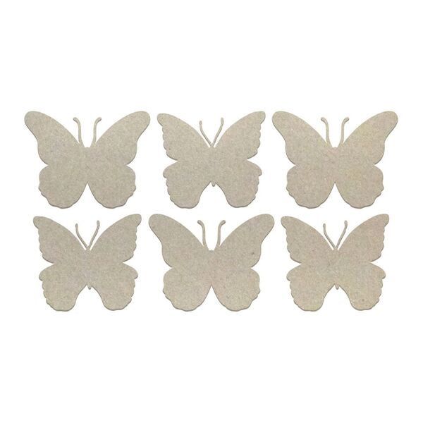 Chipboard - Mini Butterflies