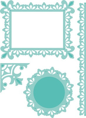 DIY Cuts - Ornate Pack 1