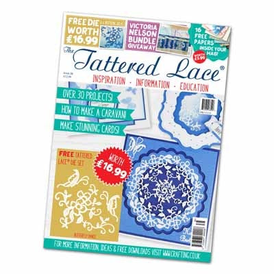 Tattered Lace Magazine #38