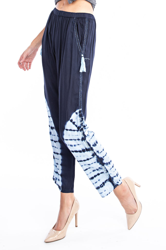 Midnight Moon Cloud Pants - Solitaire Fashions