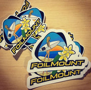 Free FoilMount Stickers