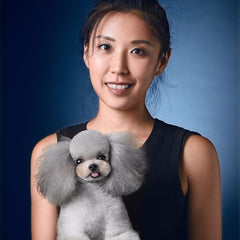 profile picture sisi tang mr teddy bear dog parlour