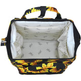 Canvas Diaper Backpacks