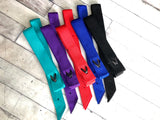 Solid Color Cinch Strap & Off Billet Sets
