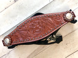Floral Tooled Bronc Haler