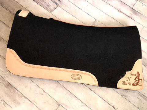 Turn N Burn Saddle Pad