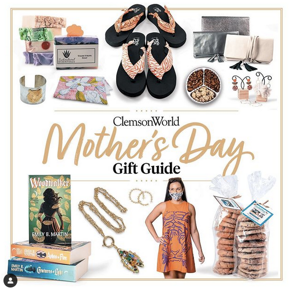 Clemson World Mother's Day Gift Guide
