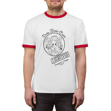 Inaugural Voyage Derby Bruise Cruise Unisex Ringer Tee