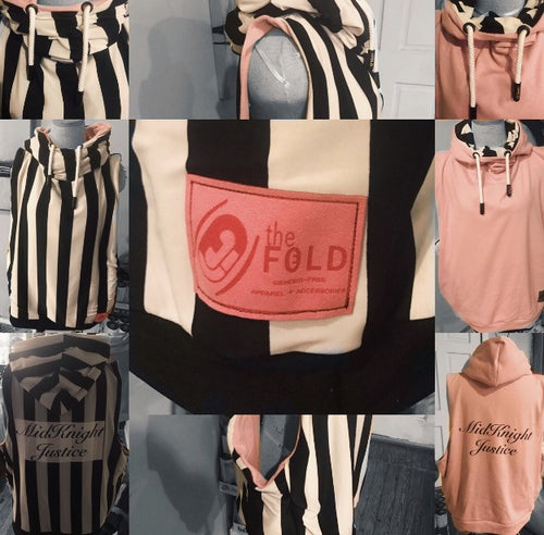 Stylish Gender-Free Reversible Ref/NSO Jersey