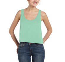 6 Color 6 Pack Scrimmage Shirts - Crop Top Loose Tank