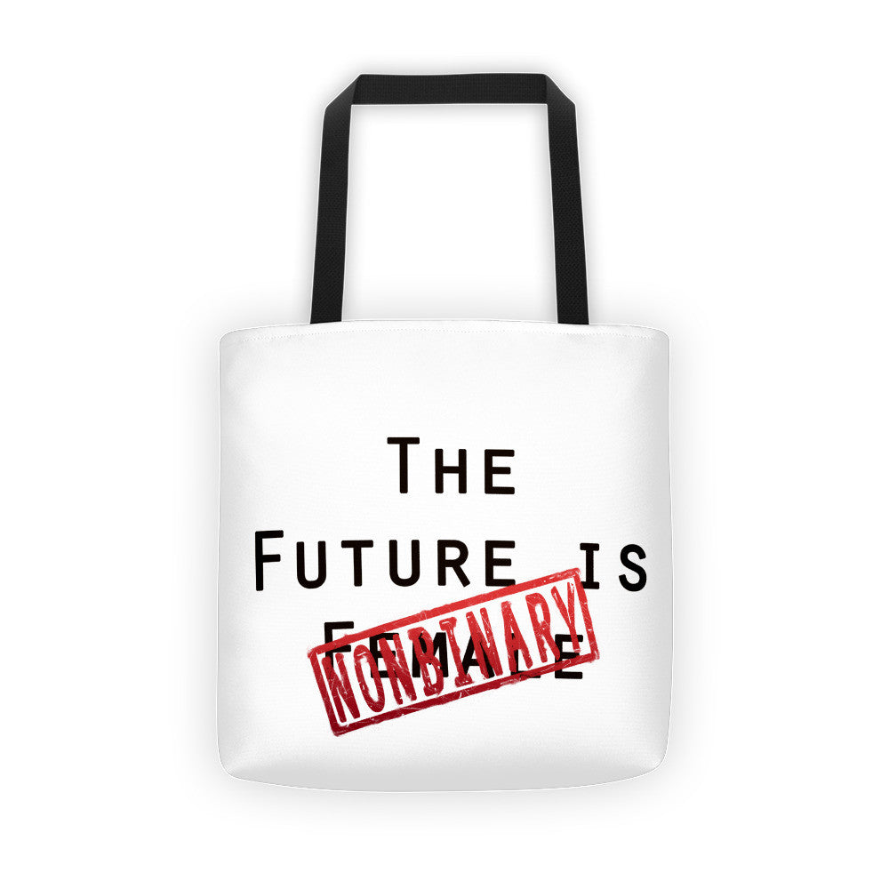 My Future is NOT - Tote bag