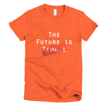 The Future is Not - Short sleeve tiny tee
