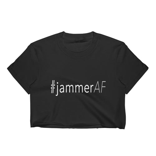 #jammerAF - Crop Top