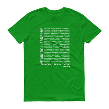 WE ARE ROLLERDERBY - Short sleeve t-shirt