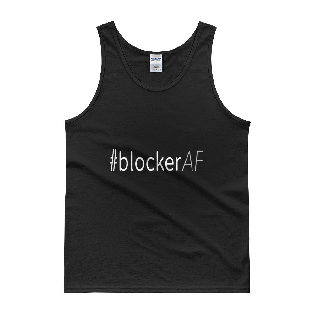 #blockerAF - Loose Tank top