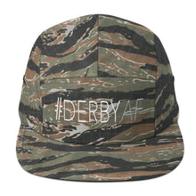 #DERBYAF - Five Panel Cap