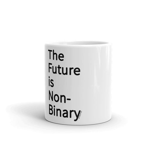 The Future is Non-Binary - Mug