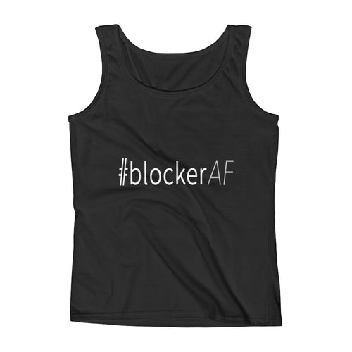 #blockerAF - Short Tank