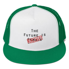 The Future is NOT - Mesh Cap