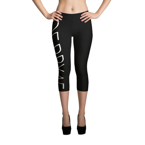 #DERBYAF - Capri Leggings