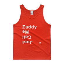 Zaddy Loose Gender-Free Tank top