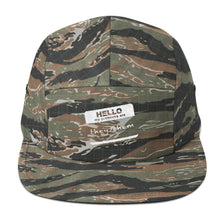 They/Them Pronouns - Five Panel Cap