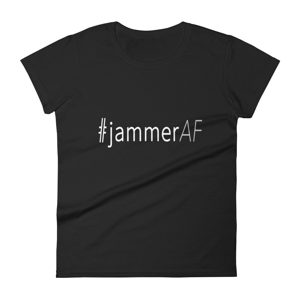 #jammerAF - Short sleeve t-shirt