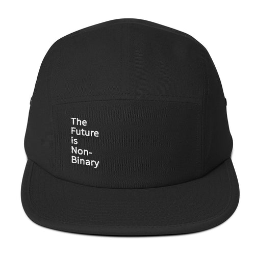The Future is Non-Binary - Five Panel Cap