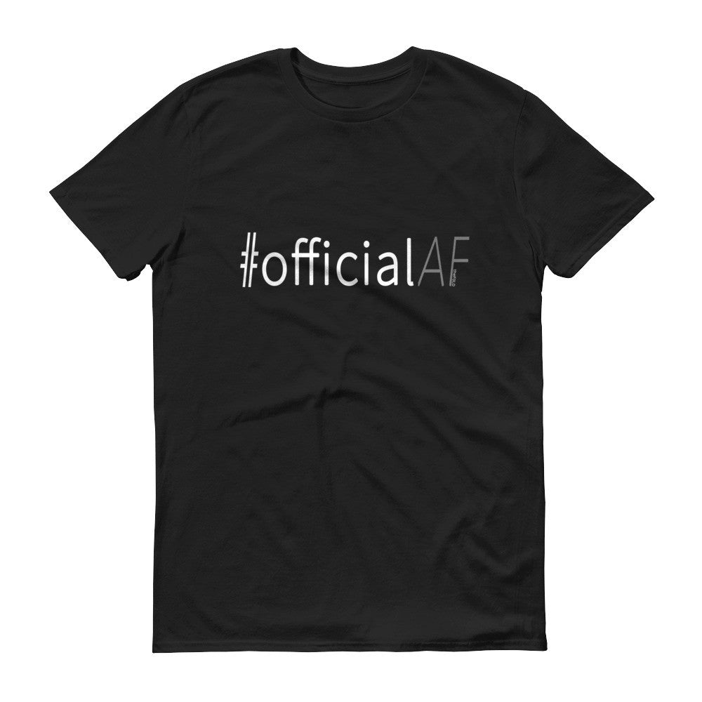 #officialAF - Short sleeve t-shirt