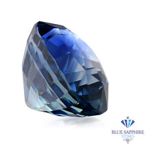 3.76 ct. Oval Blue Sapphire
