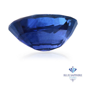 0.97 ct. Oval Blue Sapphire