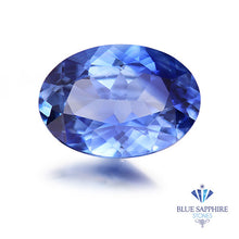 0.78 ct. Oval Blue Sapphire