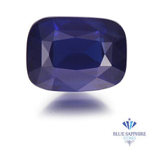1.09 ct. Unheated Cushion Blue Sapphire