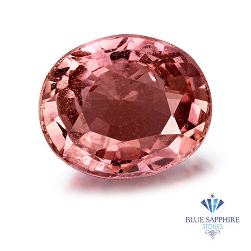 1.17 ct. GIA Certified Oval Padparadscha