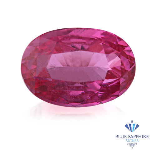 3.25 ct. Oval Pink Sapphire