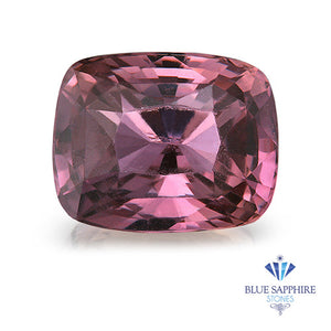 4.12 ct. GIA Certified Unheated Cushion Pink Sapphire