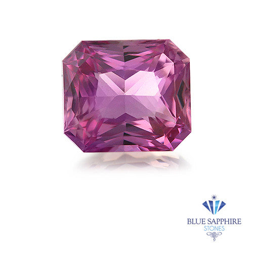 1.19 ct. Radiant Pink Sapphire