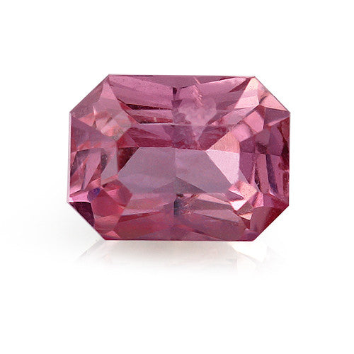 1.28 ct. Radiant Pink Sapphire