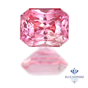 1.83 ct. Radiant Pink Sapphire