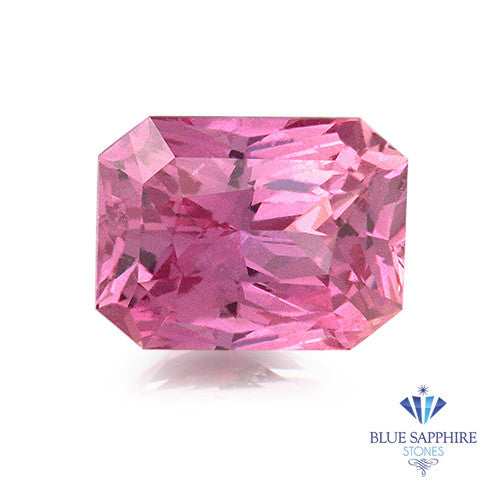1.50 ct. Radiant Pink Sapphire