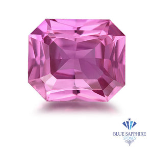 1.17 ct. Radiant Pink Sapphire
