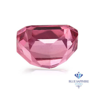 1.04 ct. Radiant Pink Sapphire