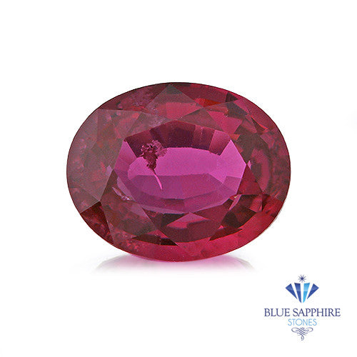 0.97 ct. Oval Pink Sapphire