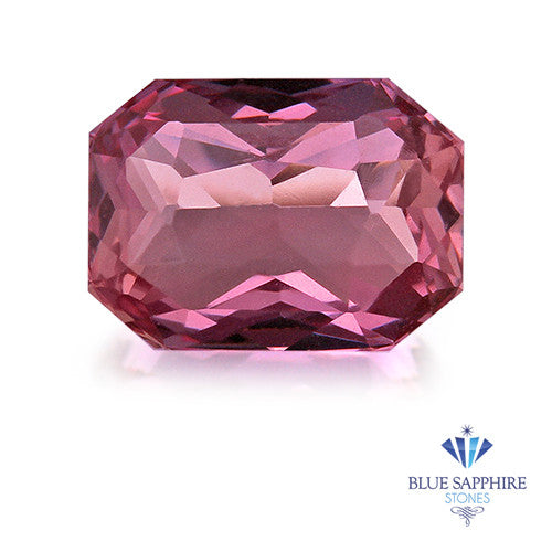 1.27 ct. Radiant Cut Pink Sapphire