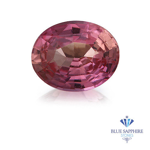 1.14 ct. Oval Pink Sapphire