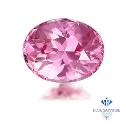 0.80 ct. Oval Pink Sapphire