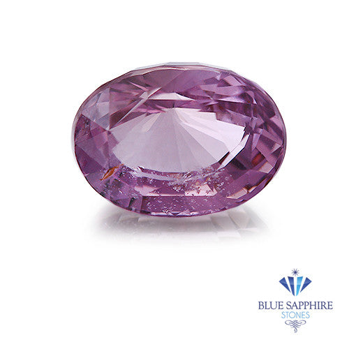 2.42 ct. Unheated Oval Pink Sapphire